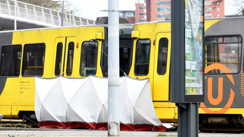 One feared dead in Dutch tram shooting