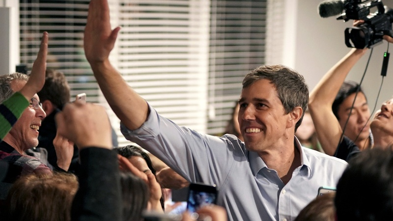 O'Rourke raises $6.1M in campaign's first day