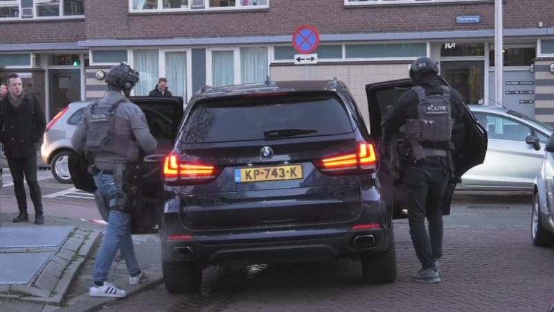 Dutch police arrest suspect in Utrecht shooting