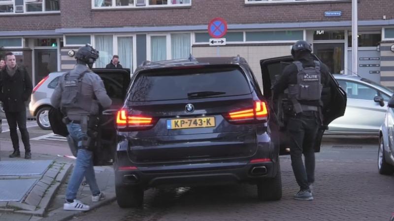 Dutch police arrest suspect in Utrecht shooting