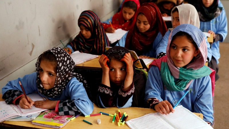 The long Afghan war takes a toll on children