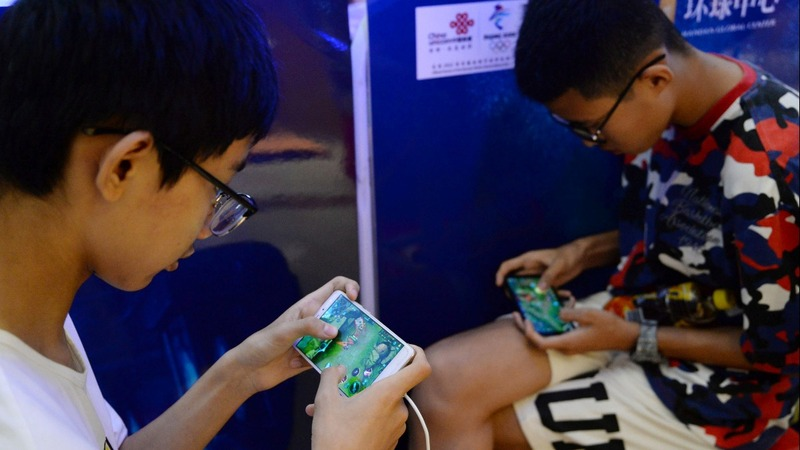 Tencent profit dives after Chinese gaming review