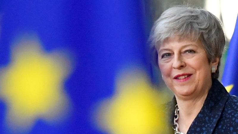 VERBATIM: May says Brexit delay bides UK time
