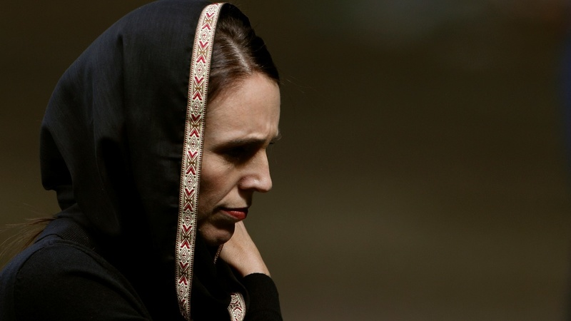 INSIGHT: New Zealand PM joins Friday prayers