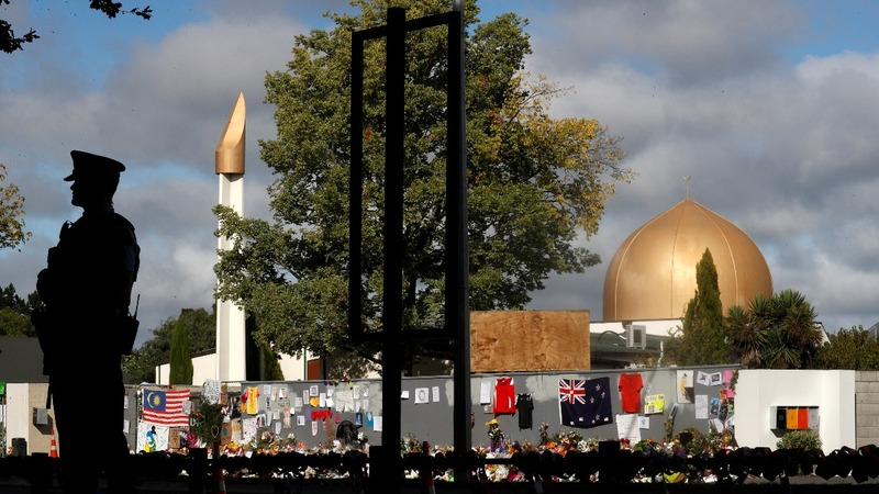 New Zealand mourns mosque victims with prayers