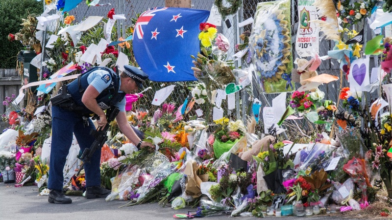 INSIGHT: Silence for NZ mosque victims