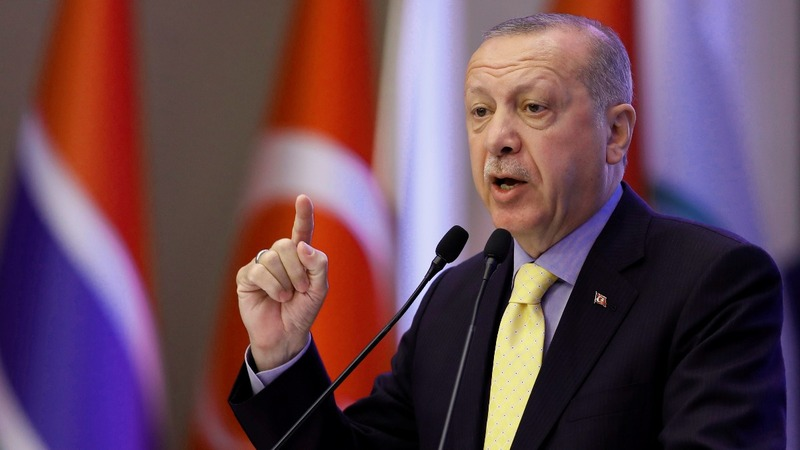 Erdogan continues use of NZ shooting video