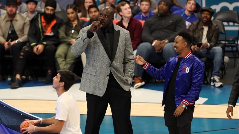 NBA star 'Shaq' O'Neal joins Papa John's board