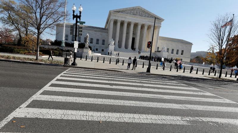 U.S. top court to examine gerrymandering