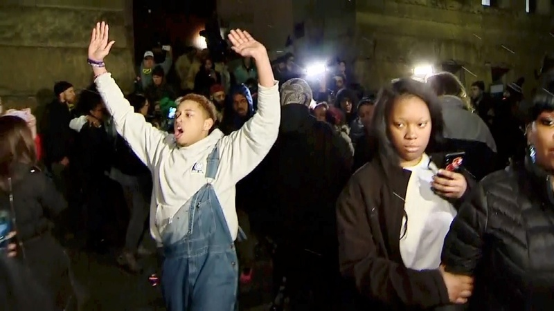 Protests after Pittsburgh cop found not guilty