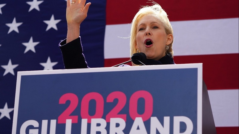 VERBATIM: 'Our president is a coward'-Gillibrand