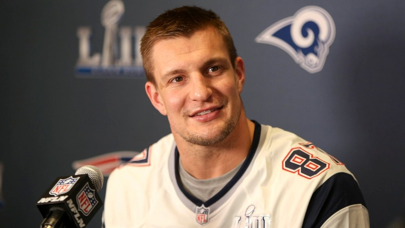 New England Patriots star Gronkowski retires