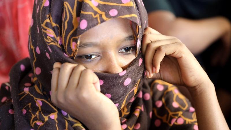 Migrants in Libya face horrific sexual violence