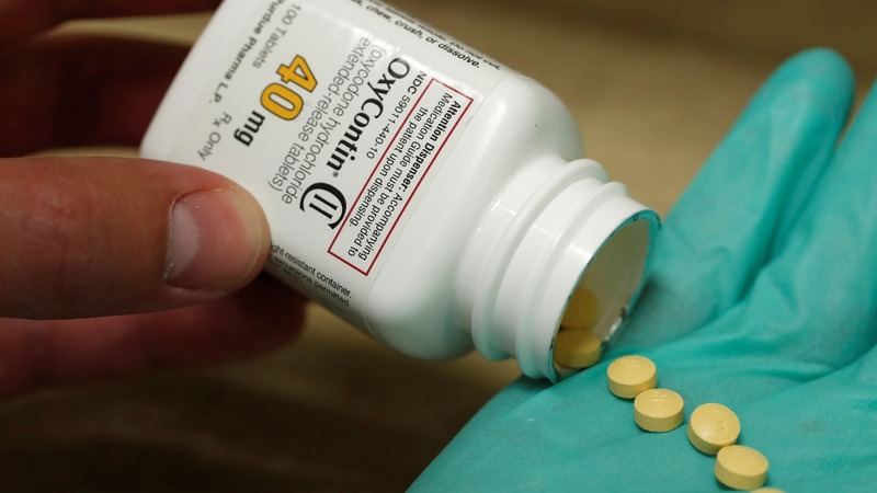 OxyContin maker reaches $270 mln settlement in OK