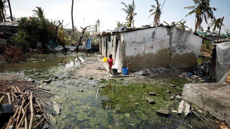 Cholera confirmed among victims of Cyclone Idai