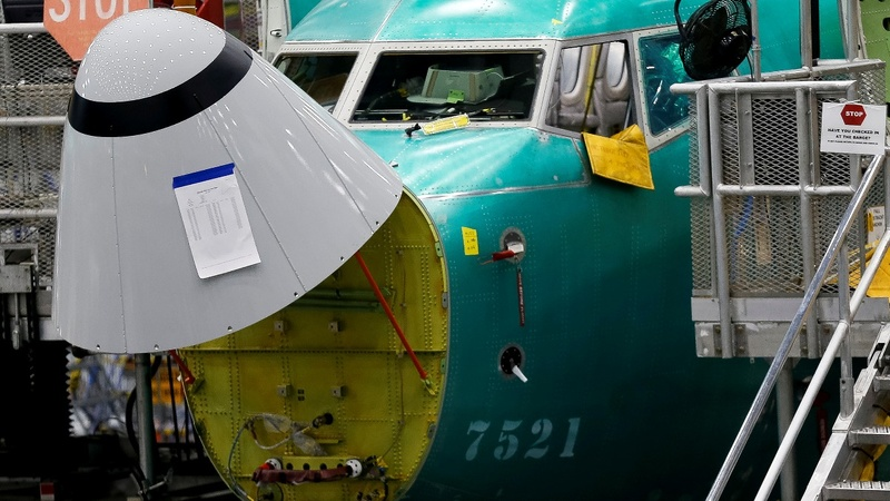 Boeing unveils software upgrade for 737 MAX