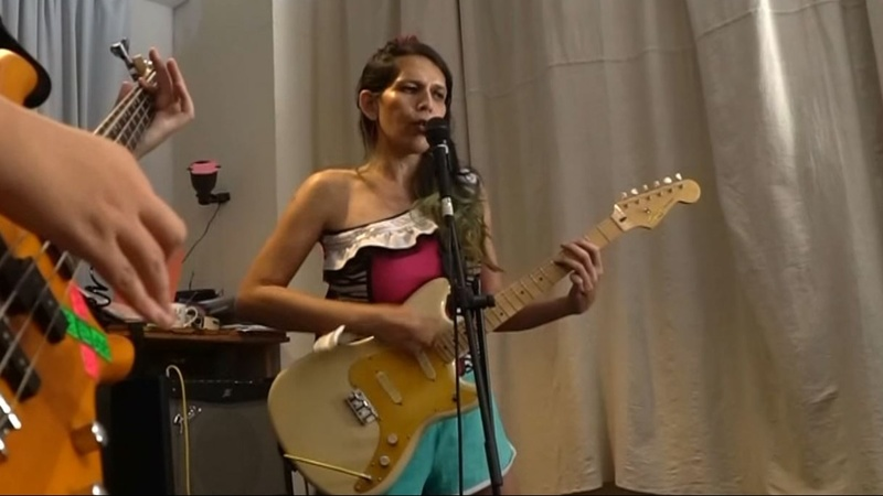 A trans musician sings her story in Malaysia