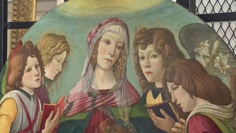 'Imitation' Botticelli painting revealed to be real