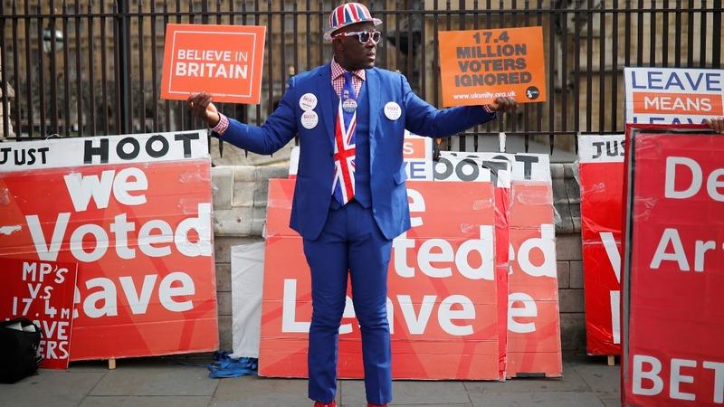 UK braces for Brexit showdown -- again
