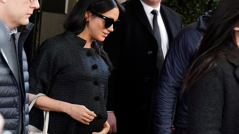 Cloth diapers? Infant yoga? Markle's baby choices