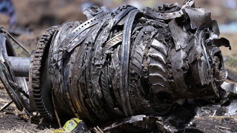 Anti-stall system activated in Boeing crash
