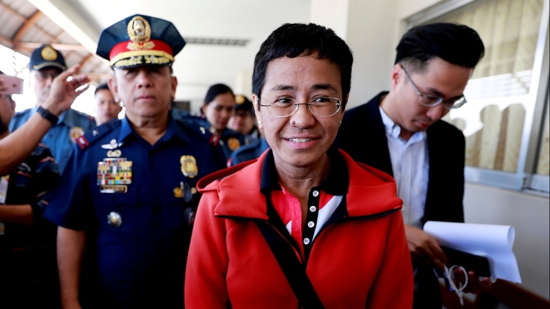 Duterte critic bailed after second arrest