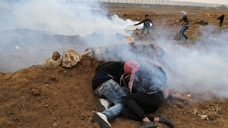 More violence for Palestinian protest anniversary