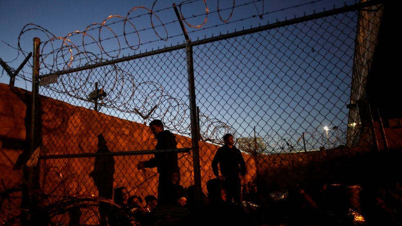 Trump cuts Central American aid over migrants