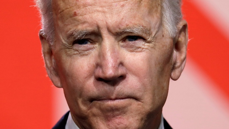 Alleged kiss prompts new look at Biden's record