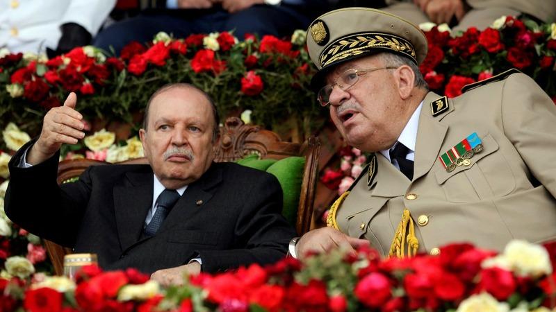 Algerian President to resign before mandate ends