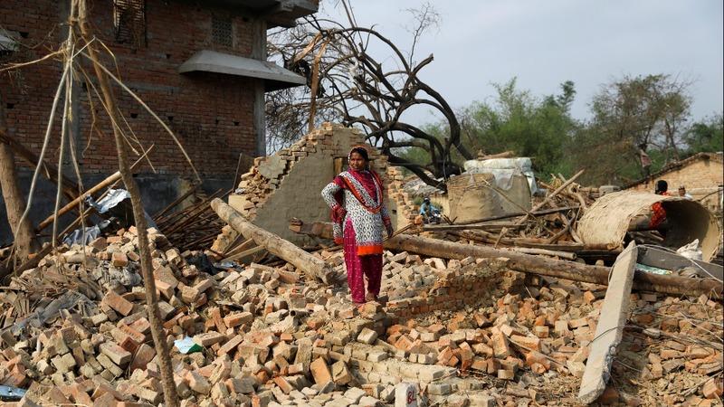 Thunderstorm leaves dozens dead in Nepal