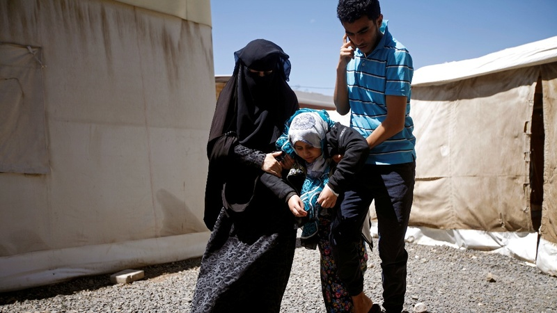 War-torn Yemen faces a surge of cholera cases