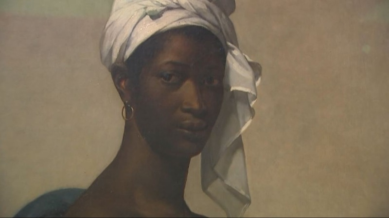 French museum renames paintings after black models