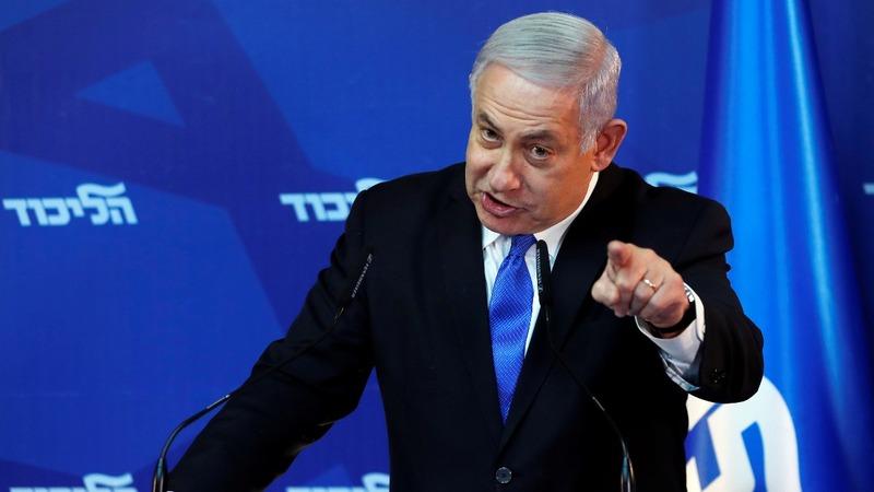 INSIGHT: Netanyahu fans rally ahead of election