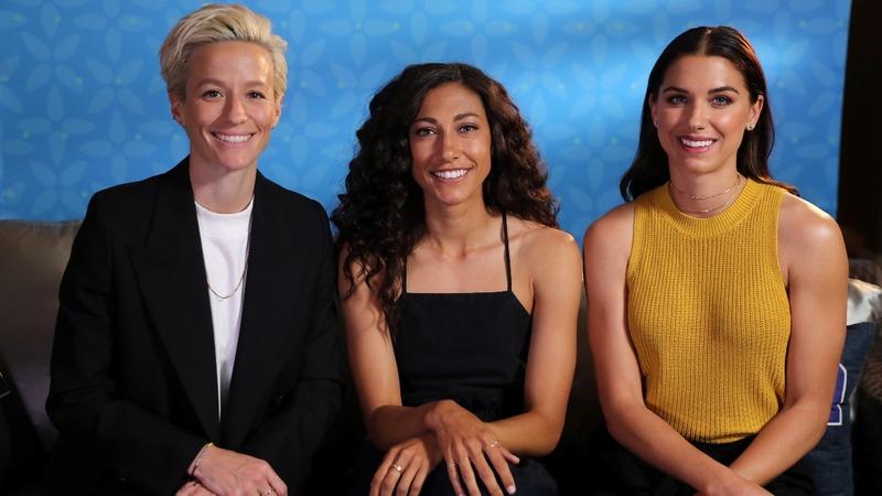 U.S. women's soccer team: it's not just the money