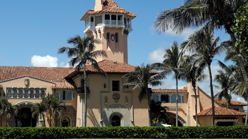 Chinese woman arrested at Trump's Mar-a-Lago