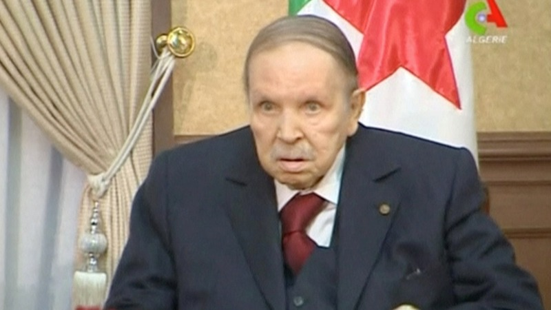 Algeria's president resigns after mass protests