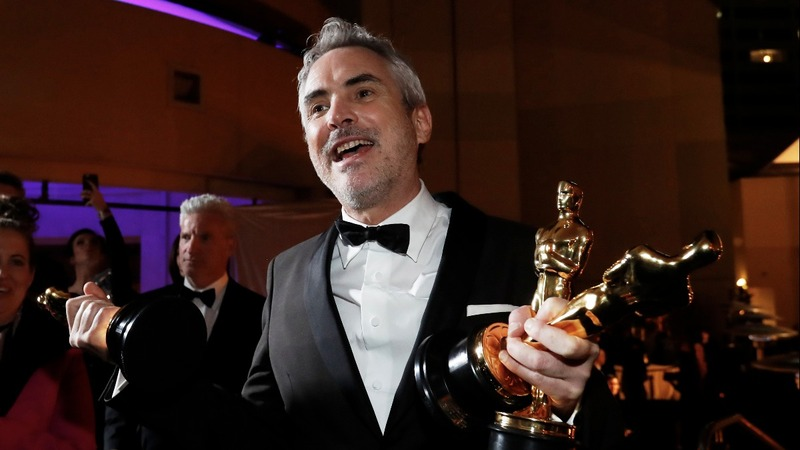 DOJ weighs in on Netflix, Oscars debate