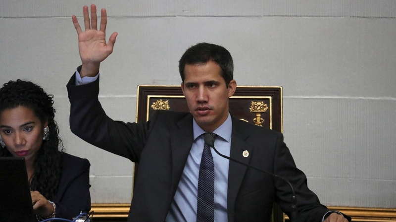 Venezuela's Guaido stripped of immunity
