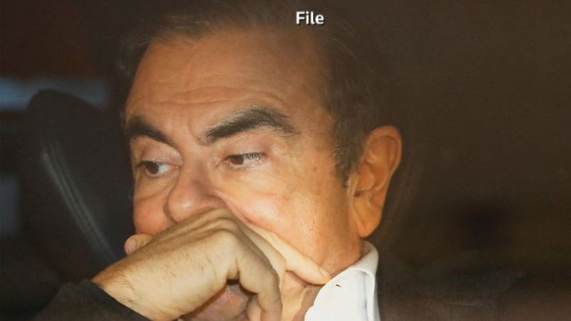 Ghosn re-arrested on new charges