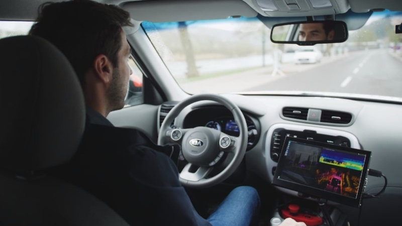 The driverless car tech driven across borders
