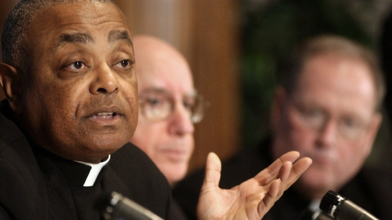Pope names first African-American to highest U.S. post