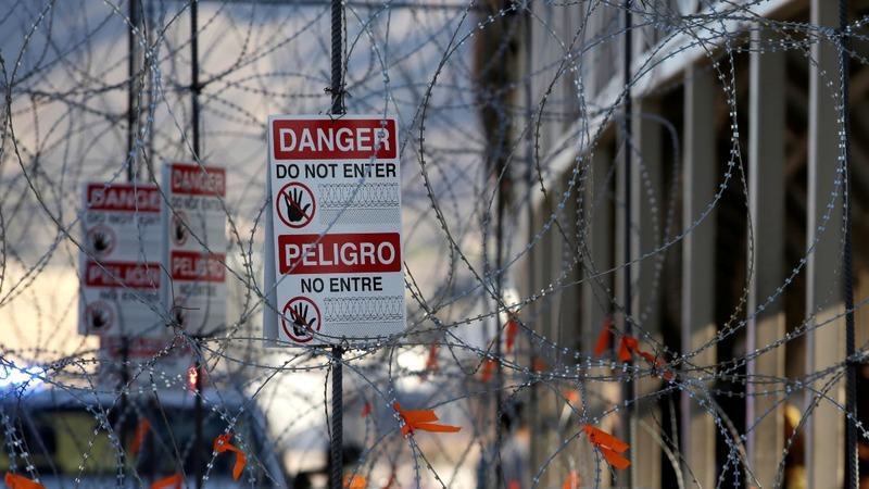 Trump backs off threat to close U.S.-Mexico border