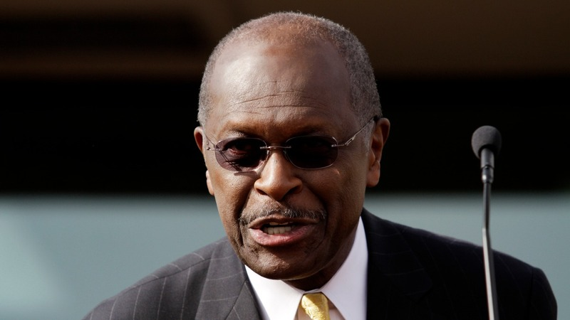 Trump picks Herman Cain for Fed board