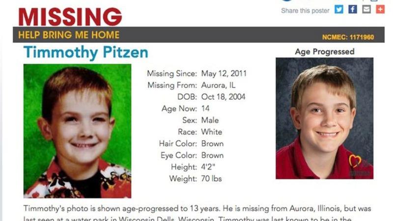 Man found in Kentucky is not Pitzen-FBI