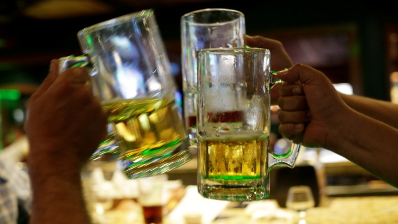 Study says moderate drinking raises stroke risk