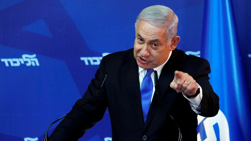 Israeli PM to annex West Bank settlements if reelected
