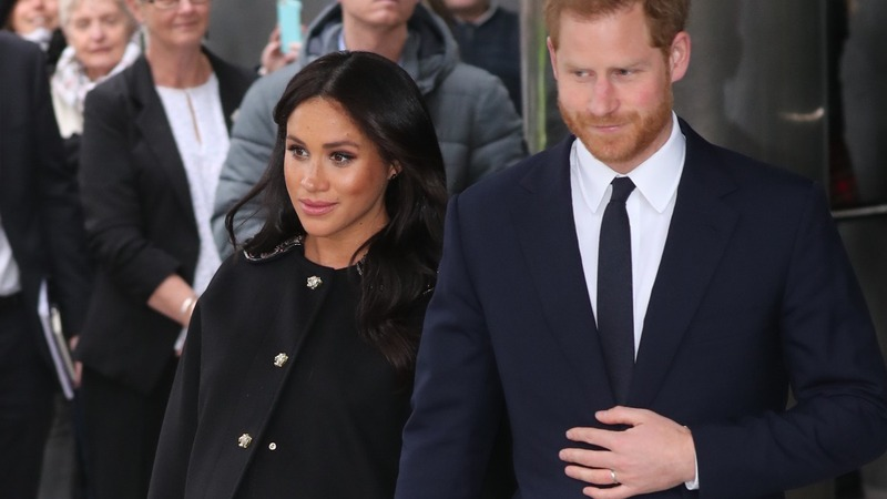 Has the media turned on UK's Prince Harry and wife Meghan?