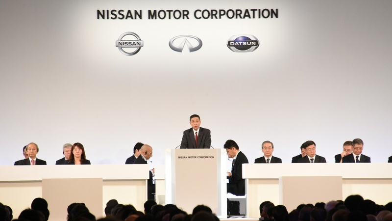 Carlos Ghosn loses last Nissan title