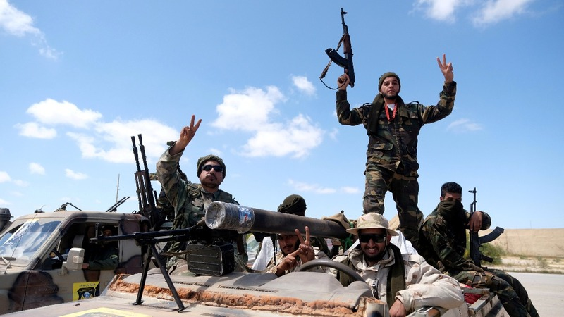 Battle for Tripoli threatens hopes of Libyan peace